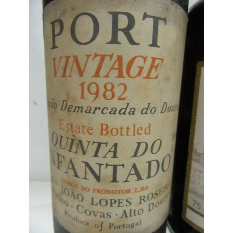 Quinta do Infantado 1982 Vintage Porto