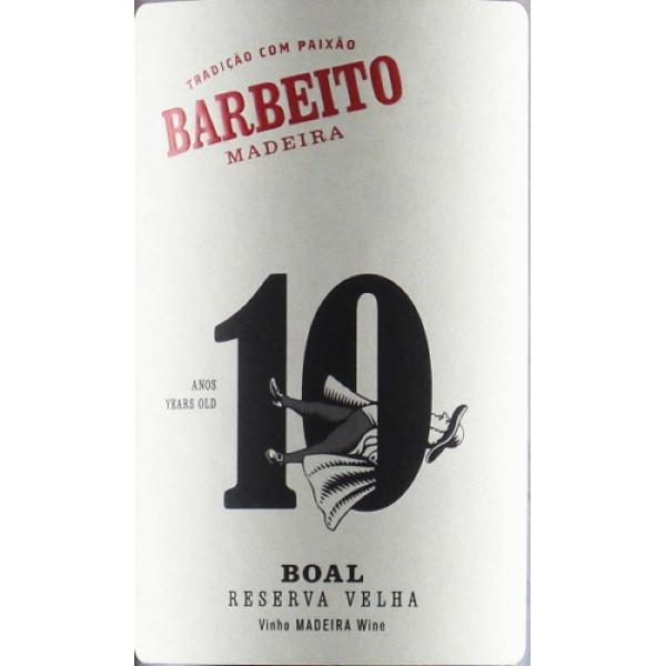 Barbeito Boal Reserva Valha Medium Sweet 10 Year Old