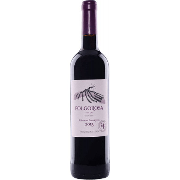 2015 Folgorosa Cabernet Sauvignon  - Sarkans - Lisboa (DOC)
