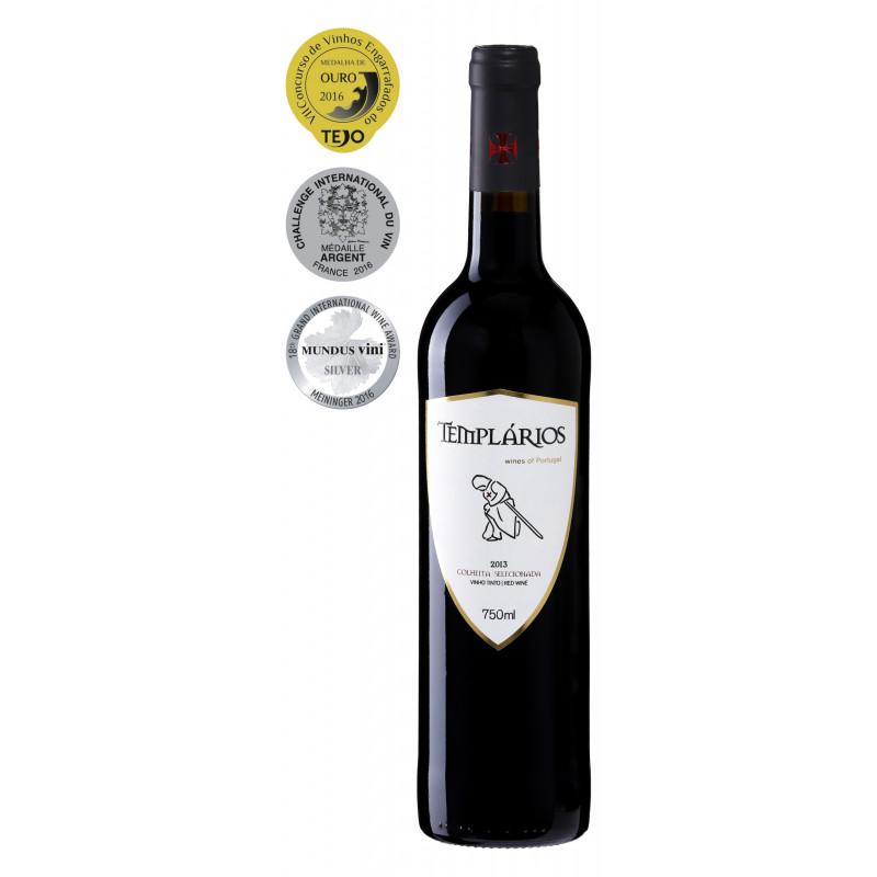 2013 Templarios Colheita Selecionada Red Wine