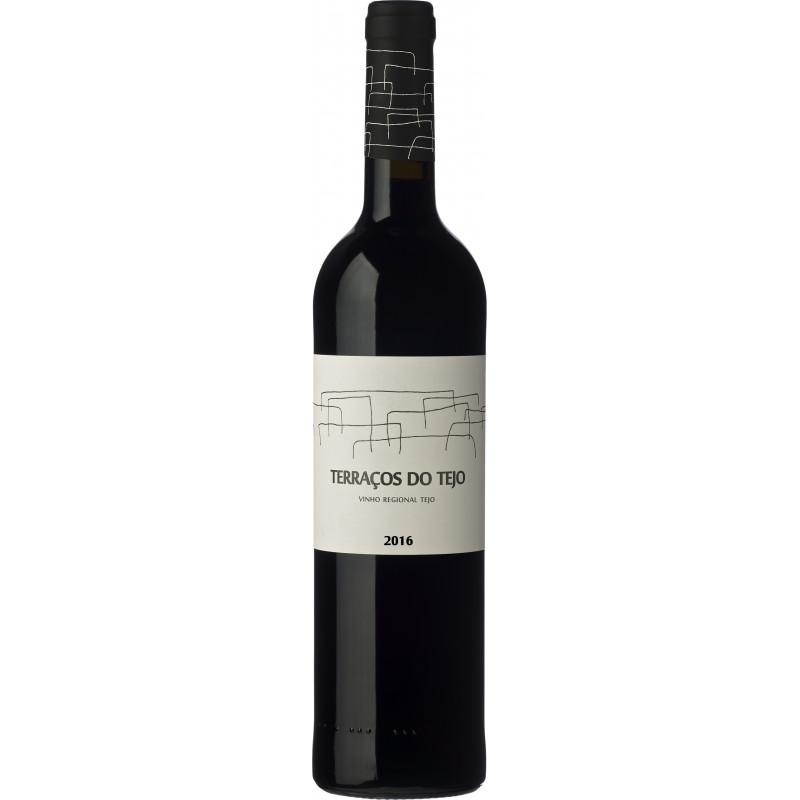 2017 Terracos Do Tejo Red Wine