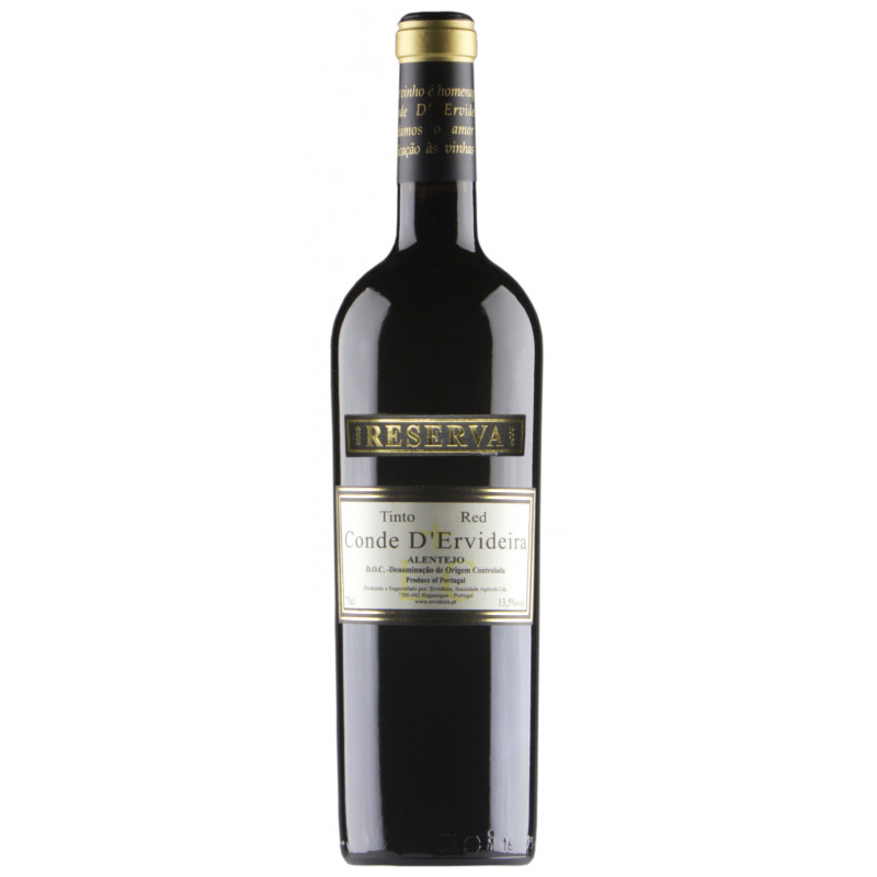 2015 Conde D'Ervideira Reserva Red Wine