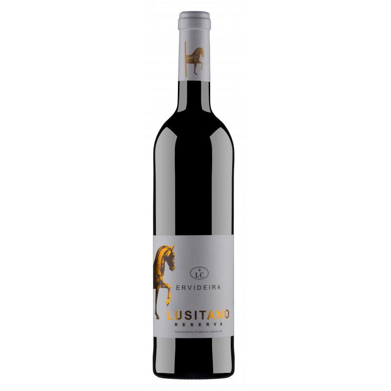 2015 Lusitano Reserva 75cl pudelēs